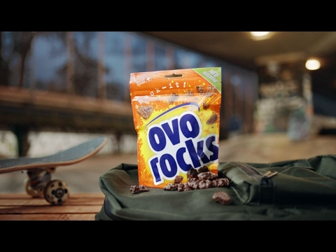 Ovomaltine TV Spot: ovo rocks | DE