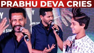Prabhu Deva get Emotional at Kids Performance | Lakshmi | Aishwarya Rajesh | KS