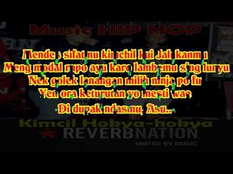 Lirik Pendhoza - Kimcil Hokya Hokya