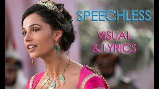 Naomi Scott . . Speechless | Lyrical and Visual | Whatsapp Status | 11th Video | ?MS Arts