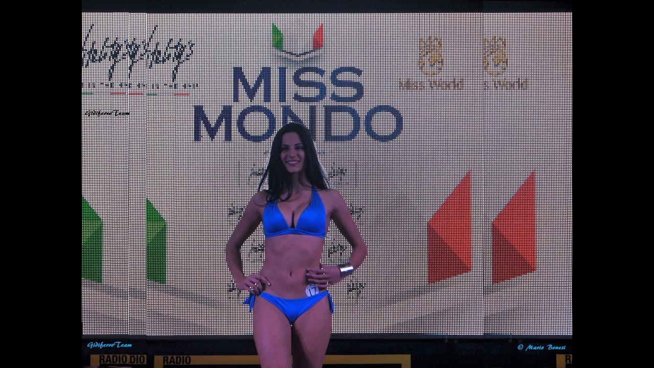 11722059d Nicole Cogo Una Miss Mondo Italia a Padova - YouTube