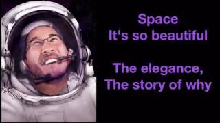 Space is cool lyrics