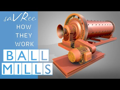 How Ball Mills Work (Engineering and Mining)