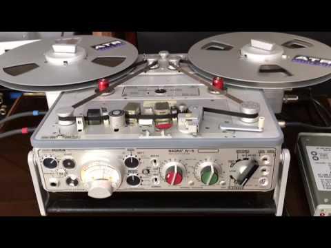 Nagra IV  IV-S  4.2   Drive belts