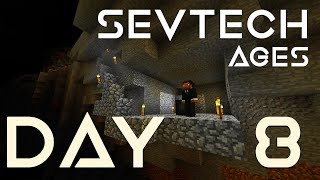 Sevtech ages ep10 better with mods water wheel unlocking age 2