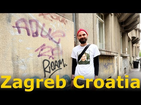 Zagreb, Croatia | Špica, The Solar System & Croatian Basketball!