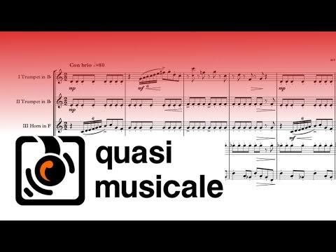 """Happy New Year"" ABBA arr Adrian Wagner  Wind Quintet Sheet Music Arrangement"