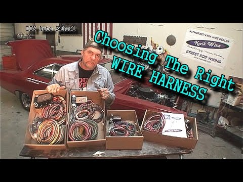 which wiring harness should i use on my car or truck kwik wire com Trailer Wiring Harness