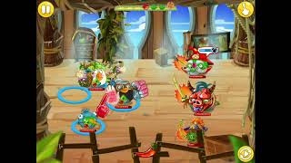 Thursday dungeon AngryBirds epic