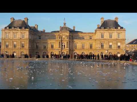 Luxembourg Palace , Paris
