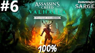 Zagrajmy w Assassin's Creed Valhalla: Gniew Druidów DLC PL (100%) odc. 6 - Próba charakteru