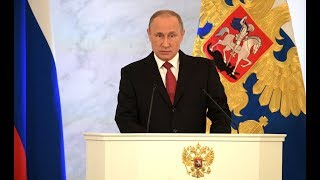 О чем соврал Путин на послании федеральному собранию?