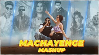 Machayenge Mashup | DJ Dave P | Sunix Thakor | Party Mashup 2021