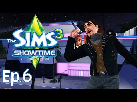 The Sims 3 - Assistiamo ad uno spettacolo - Ep.6 - Showtime - [Gameplay ITA]