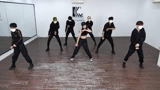 MINA HOT DAMN Dance Practice