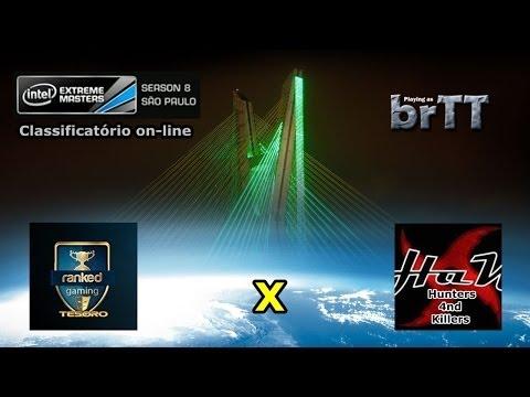 IEM São Paulo 2014 Qualify - Ranked Gaming X Hunters 4nd Killers