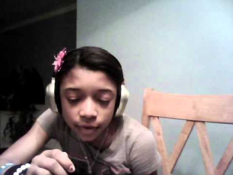 TJ 11year old daughter singing Tamela Mann Take me to the King