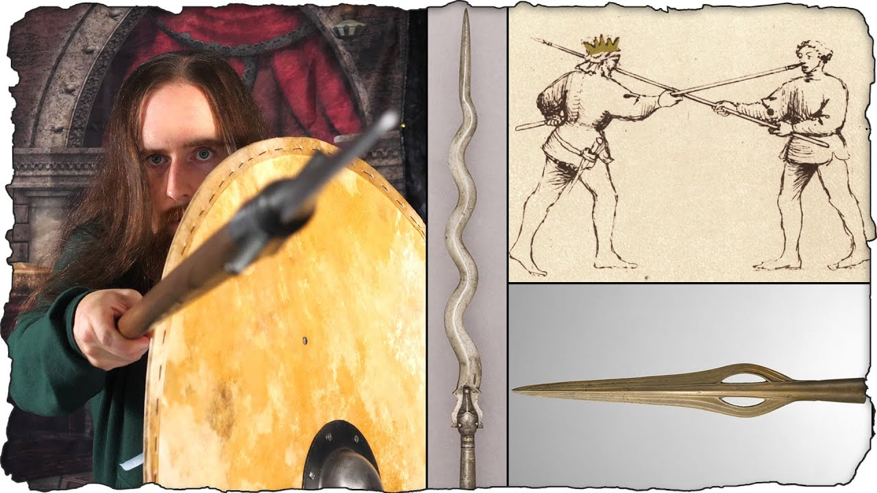 Download The Spear - King of Weapons? Or Just a Pointy Stick?