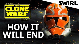 (SPOILERS) How The Clone Wars Season 7 Will End - TOP 5 PREDICTIONS