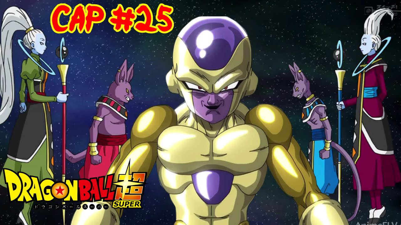 Golden Freezer Para Colorear: DRAGON BALL SUPER : CAPITULO 25 RESUMEN / REVIEW