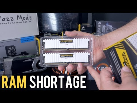 RAM Prices Could Get EVEN Higher + ASRock GPU