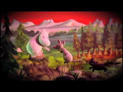 The Comet Song by Björk from the film Moomins and the Comet Chase (HD)