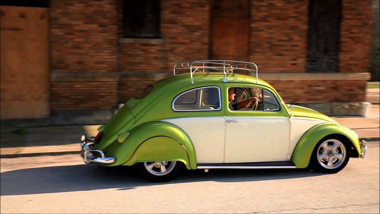 Slammed 1956 Volkswagen VW Beetle Hot Rat Street Rod FOR SALE on ...