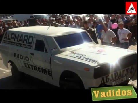 Видео, Победитель всех соревнований по авто звуку. Самая громкая машина России