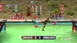 Dokunulmazlık Oyunu 1.Bölüm - Survivor All Star (6.Sezon 82.Bölüm)