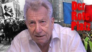 Der Rote Platz #36: Gelbwesten - Was ist die Gewalt von Blockaden gegen den Terror der Ökonomie