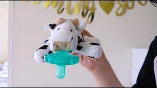 임신 말기 브이로그, 베이비샤워, 선물 받은 아기 용품…