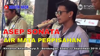 Download Lagu ASEP SONATA - AIR MATA PERPISAHAN DANGDUT KLASIK mp3