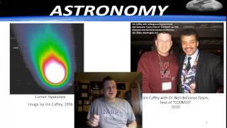 Intro to OTC Astronomy Online - Summer 2015  w/ Jim Caffey