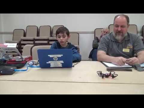 Co Drone Lit programming