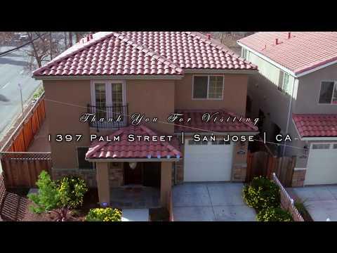 1397 Palm St, San Jose, CA 95110