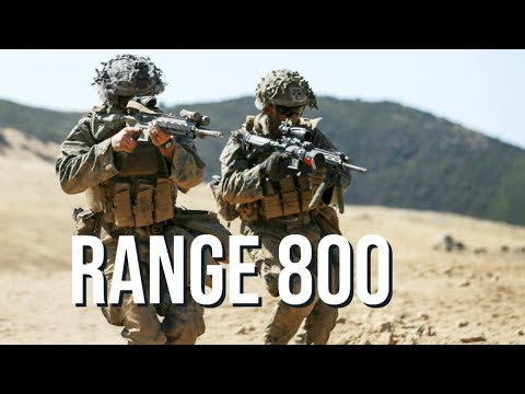 Marine Corps Brand New Range 800