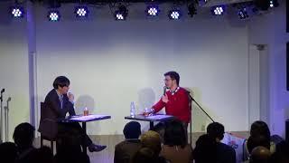 2018年3月4日に渋谷プラグインスタジオで開催された春日太一の時代劇研...