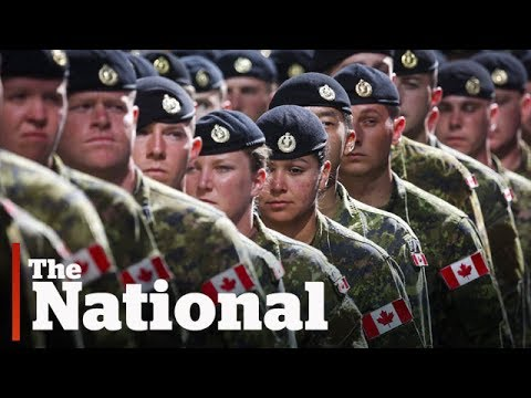Canada's Multibillion-dollar Defence Boost
