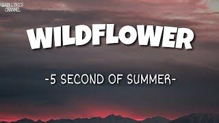 Download lagu 5 Second Of Summer - Wildflower (Lyrics)
