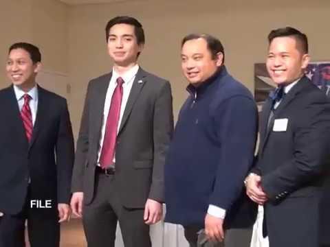 Politically engaged Filipino Americans