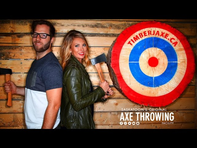 Image result for axe throwing saskatoon