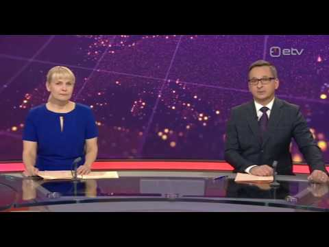 News Intro/Outro - Estonia (ETV/ERR)