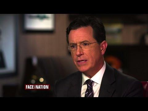 Stephen Colbert discusses the Charleston church shooting