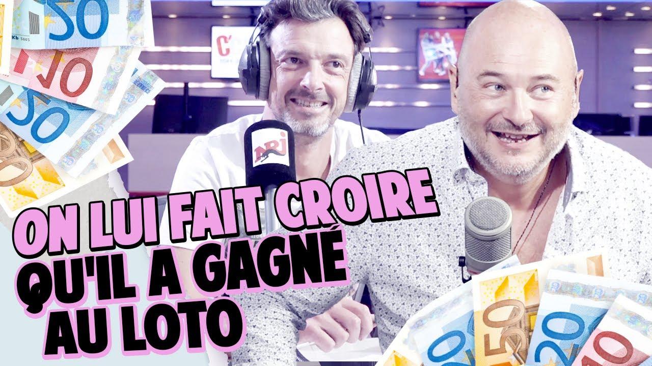 Download ON LUI FAIT CROIRE QU'IL A GAGNÉ AU LOTO
