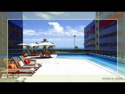 Transamerica Prestige Beach Class International, Recife, Brazil #hotel