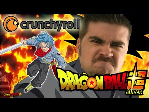 AngryJoe Talks Dragonball Super!