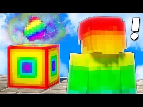 CREATING SUPER POWERED RAINBOW STONE!