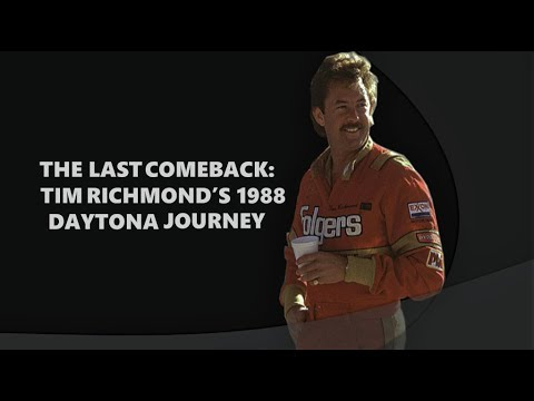 The Last Comeback: Tim Richmond's 1988 Daytona Journey