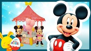 Minnie et Mickey a la fête forraine - Histoire jouets enfant - Titounis Touni Toys