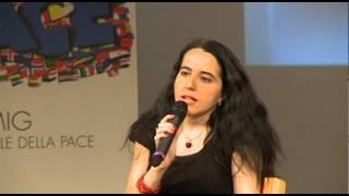 Sermig - Lucia Capuzzi all'Università del Dialogo